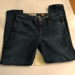 Anthropologie Pilcro STET Mid Rise Jeans